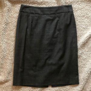 J.Crew Super 120s Suiting Skirt